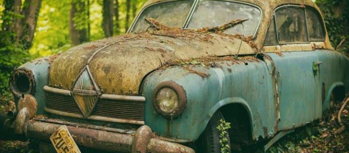 קניית רכבים לפירוק